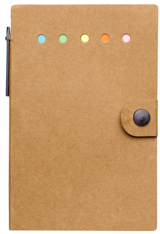 Small Snap Notebook With Desk Essentials Office And Desk Promotional Custom Product Apparel Kotis Design